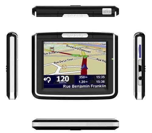 ROVERSTAR GPS G358