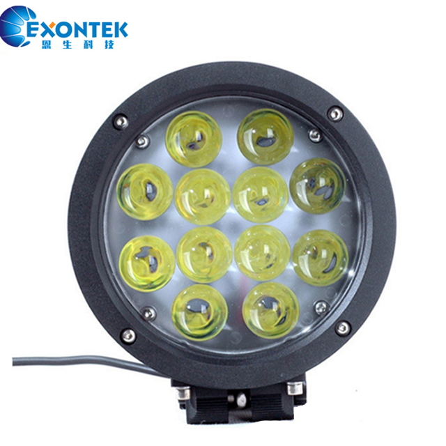 4x4 accessories Crees 60W with 5W LED work light IP67 LED driving working light for tractor