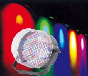 Three-color RGB mix LED par light (MagicLite) M-A007