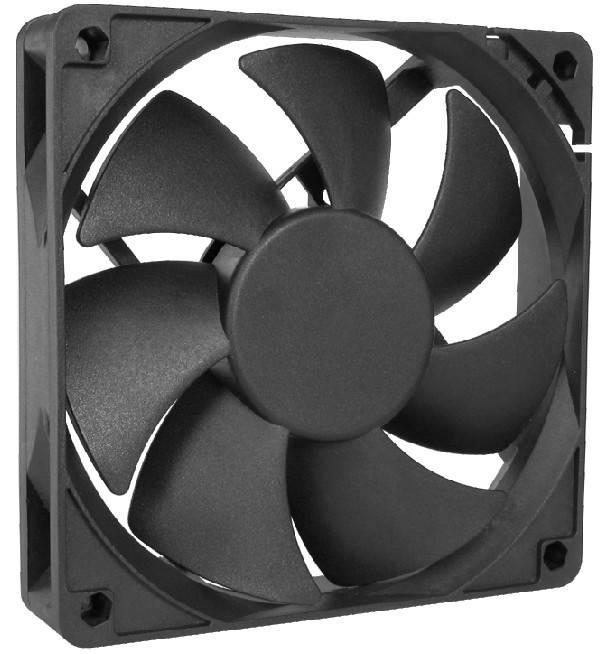 UL CE PWM & FG 120x120x25 mm 1225 12025 24v cooling fans