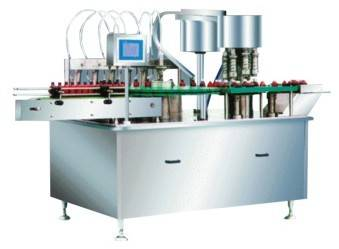 filling machine FILLING &SCREWING(CAPPING)