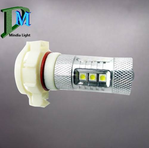 H16 5202 80W auto led light