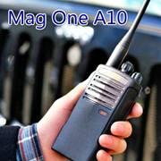 Motolora Mag One a10 UHF walkie talkie