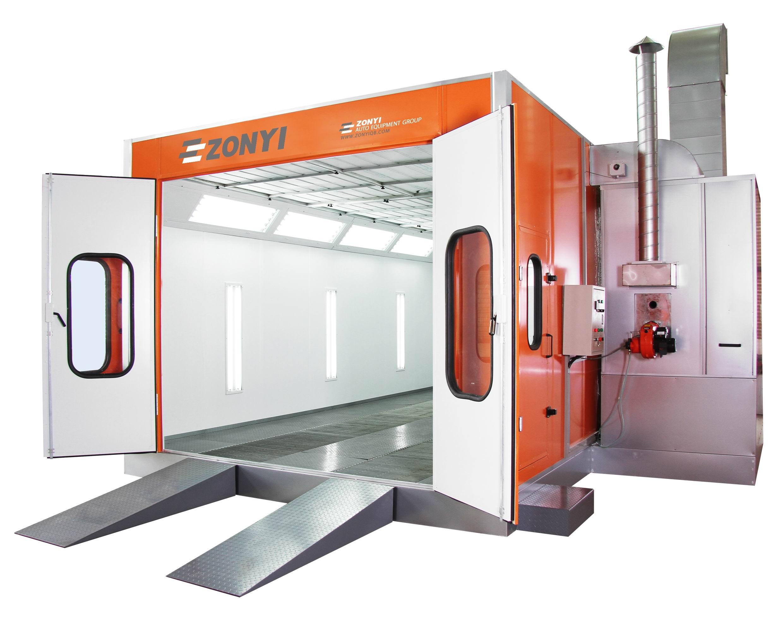zd-c700 car oven booth,soncap,CE,ISO,CSA,ETL