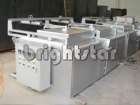 Aluminum mould heating furnace