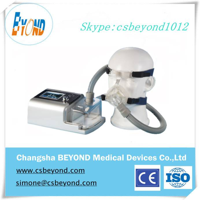 Breathing Apparatus Bipap Machine for Sleep Apnea with Humidifier for Personal Care with ISO