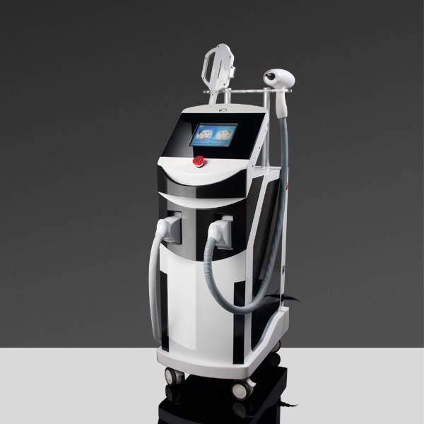2013,New arrival!! IPL+RF+YAG beauty machine with CE approved,OEM&ODM