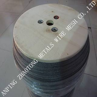 stainless knitted wire mesh  304 316