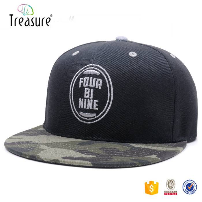custom hat supplier snap back cap hat build own logo design embroidery