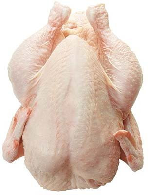 Halal Frozen Whole Chicken Broiler