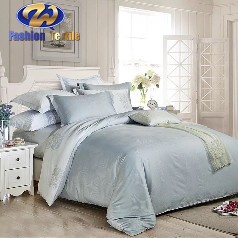 China Best Full Bamboo Bedding Sheet Duvet Cover Set
