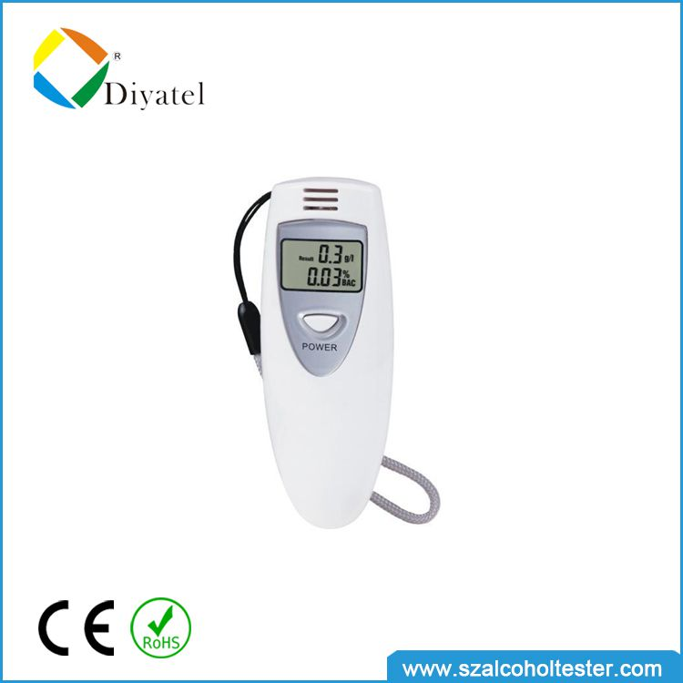 personal alcohol breath tester