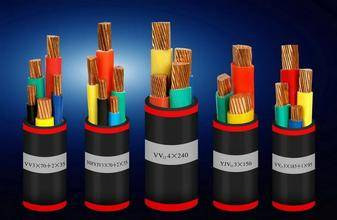 XLPE Insulation,PVC sheath,power cable