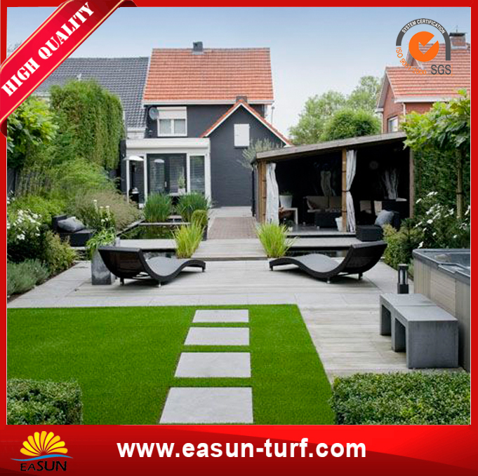 Garden Decorative Artificial Turf Grass with Top Quality-MY