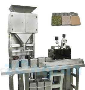 ZB500 semi-auto vacuum packing machine