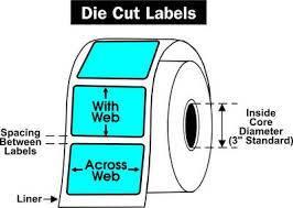 Die Cut Labels