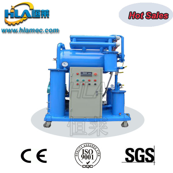 SVPTransformerOilPurifier Oil Purification Oil Filtration Oil Recycling