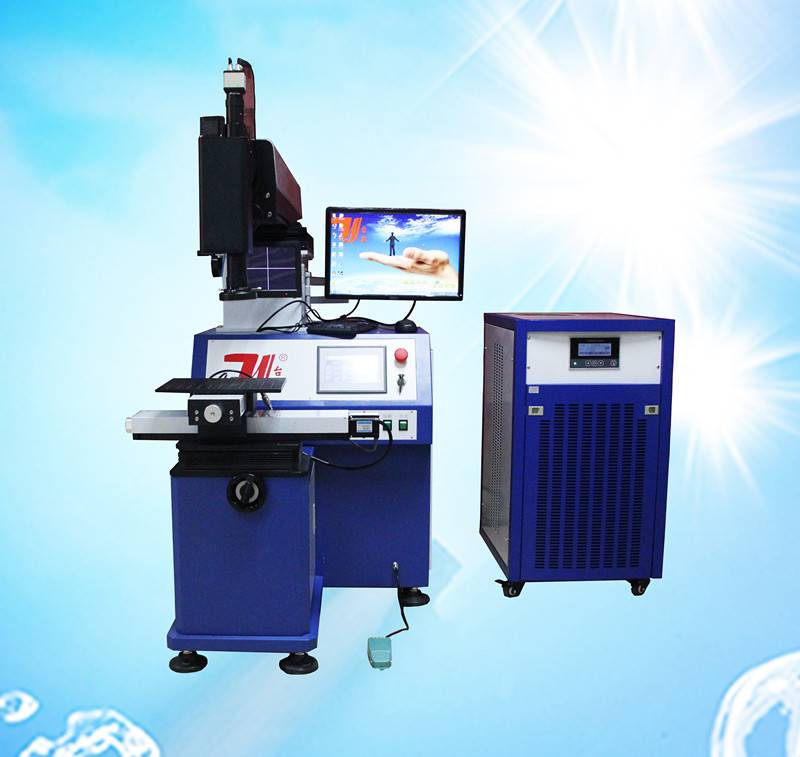 Metal automtaic laser welding machine for pipe/sheet/teapot/shower head different product