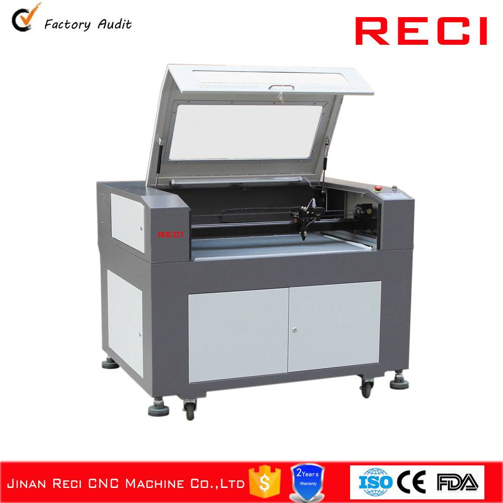 low price jinan reci CO2 laser engraving and cutting machine for sale RC-A4050MU