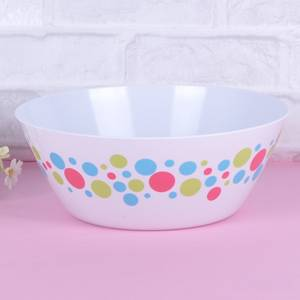 large melamine salad bowl