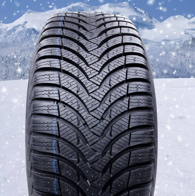 Snow Winter Tyre Without Studs