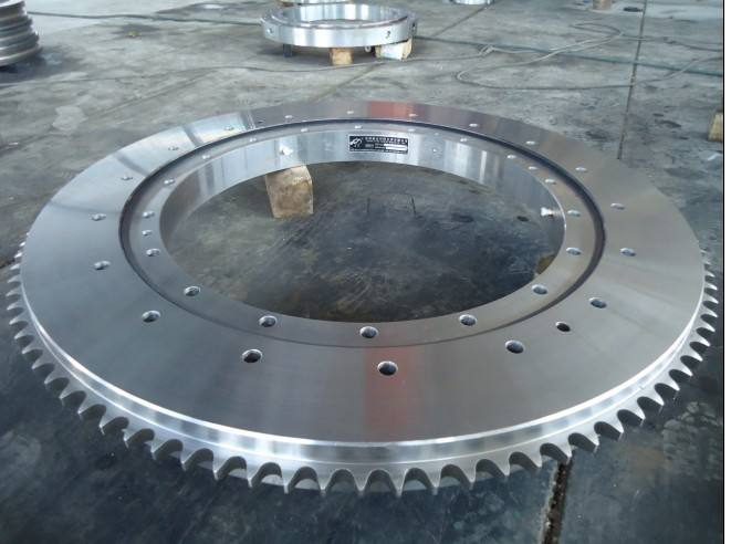 high precision turntable cross cylindrical roller slewing bearing