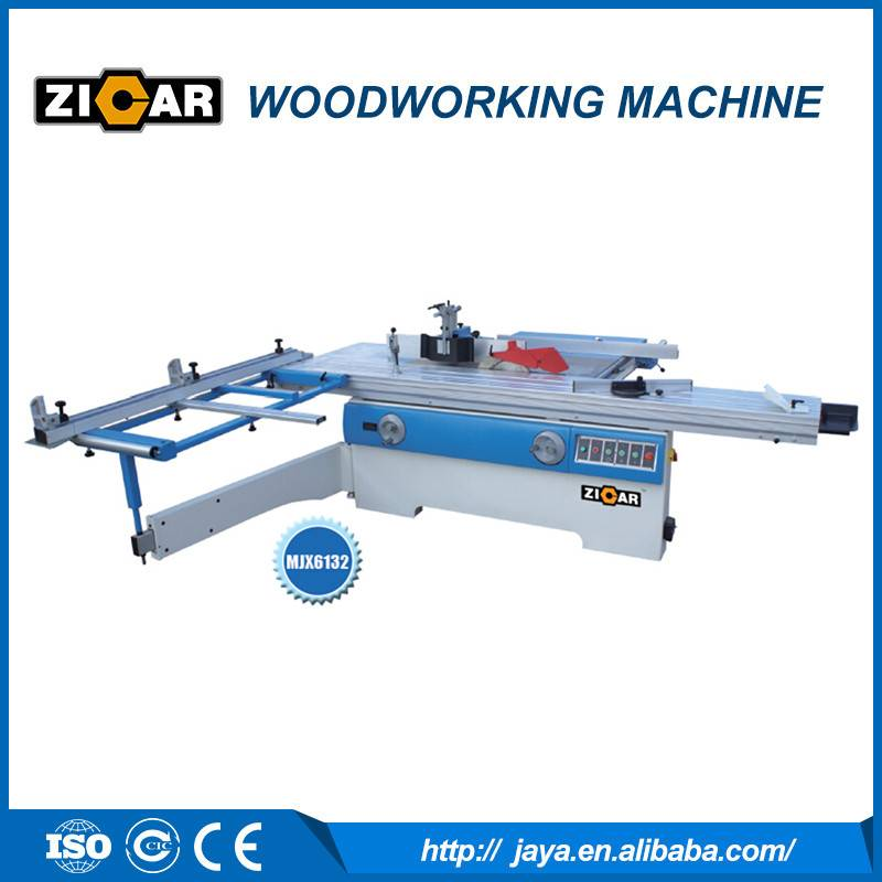 combined sliding table saw