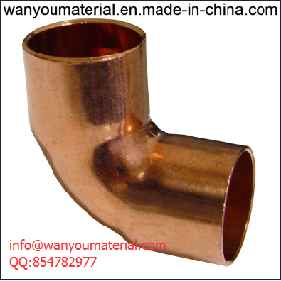 Pipe Fitting/Elbow with Copper Made In China