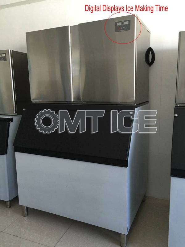 OMT 700kg Cube Ice Machine