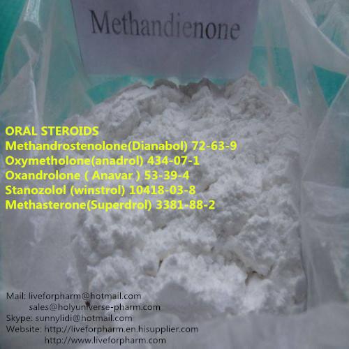 Dianabol /Dbol/ Me thandienones/Me thandrostenolones/ CAS72-63-9