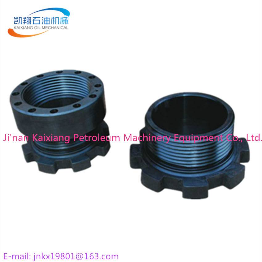 BOMCO F1300 F1600 Drilling Mud Pump Parts Cylinder Liner Flange