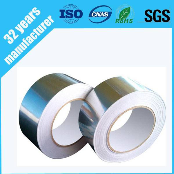Heat Reasistant Electrically Aluminum Foil Conductive Acrylic Adhesive Tape For Mobile Phone