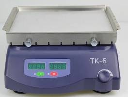 Lab Orbital Shaker Digital Display Circular Oscillation mode Horizontal 360° (TK-6)