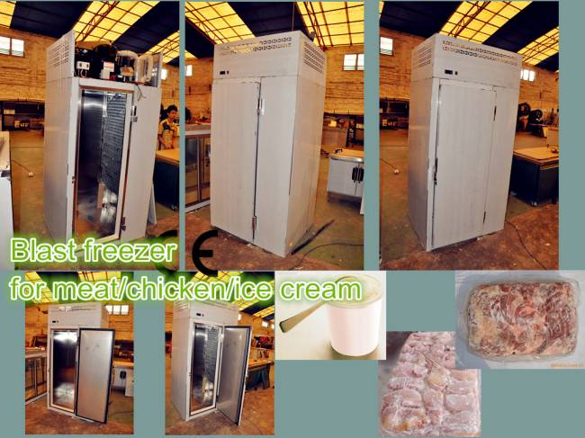 Blast freezer/Quick freezer/Shock freezer