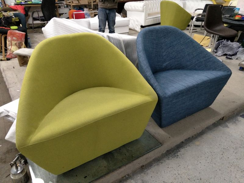 Fabric upholstery leisure chair, various color available,leather sofa