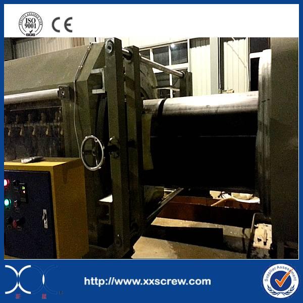 CE certificate PE pipe extruder machine