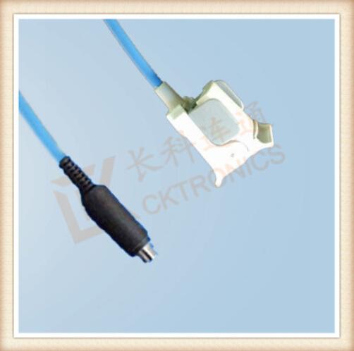 Biosys 6 Pin Pediatric Finger Clip SpO2 Sensor