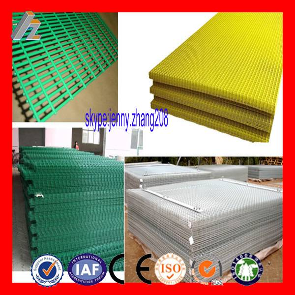 PVC/Galvanized Welded Wire Mesh/hexagonal wire mesh/ Chian link fence/ Euro fence/berder fence