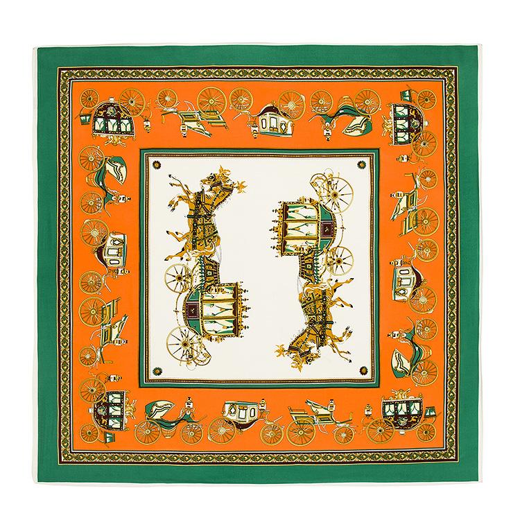 europe art silk scarf silk scarves