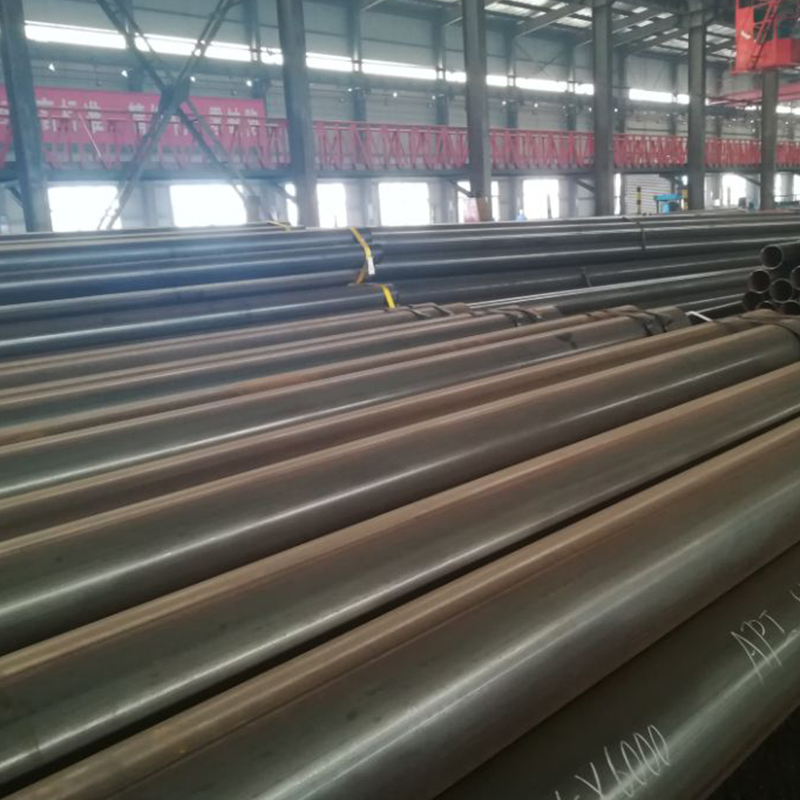 ASTM A252 ERW steel Pipe for piling purpose