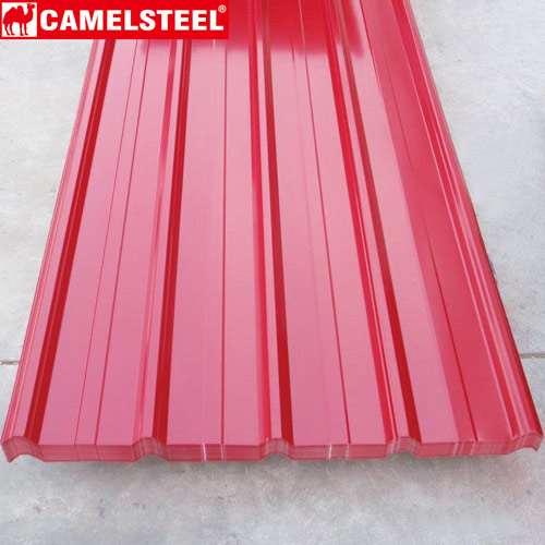 ppgi corrugated steel roofing sheet