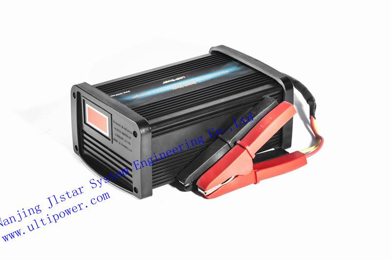 Heavy duty 24V 8A industrial battery chargers