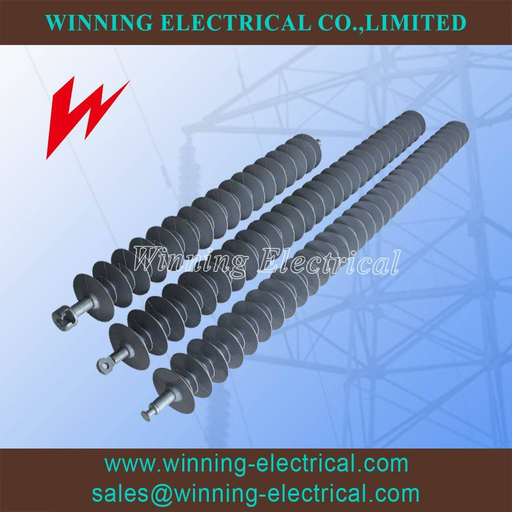 Transmission 69-132kV Composite Suspension Insulator