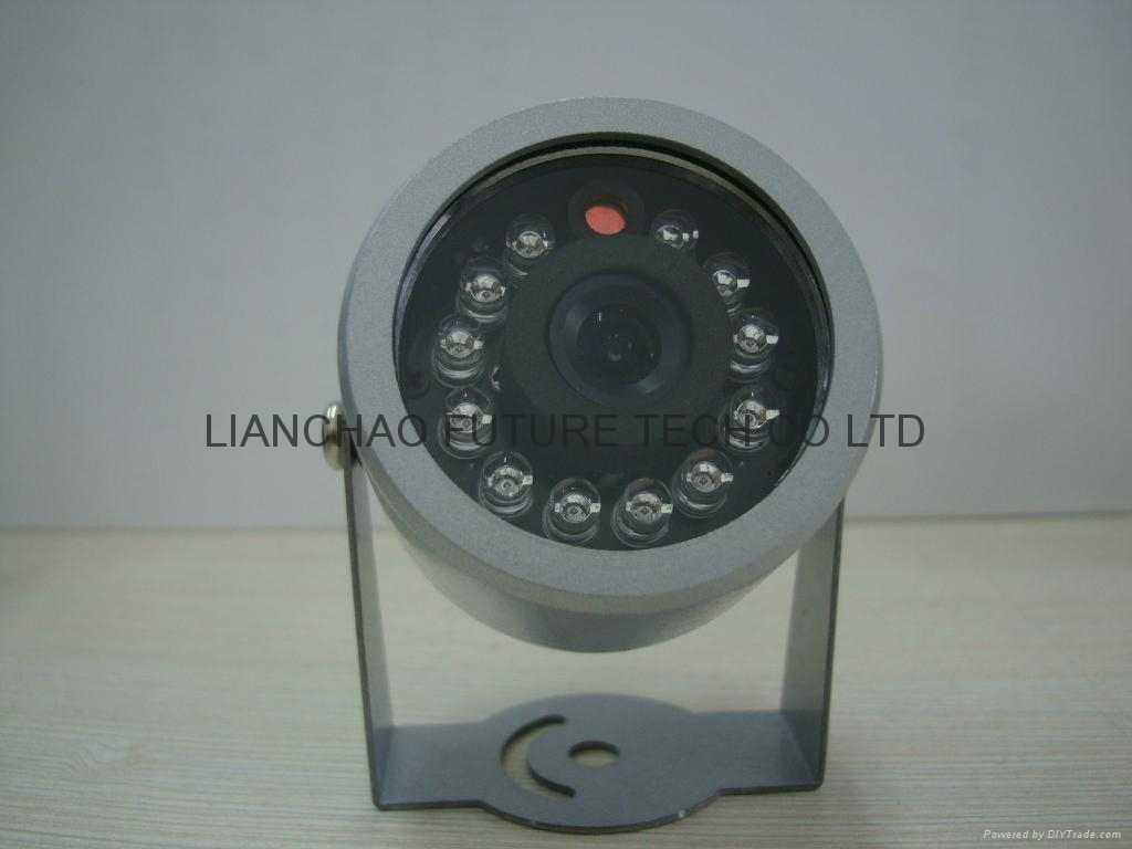 0.3MP Serial JPEG IR Waterproof Camera