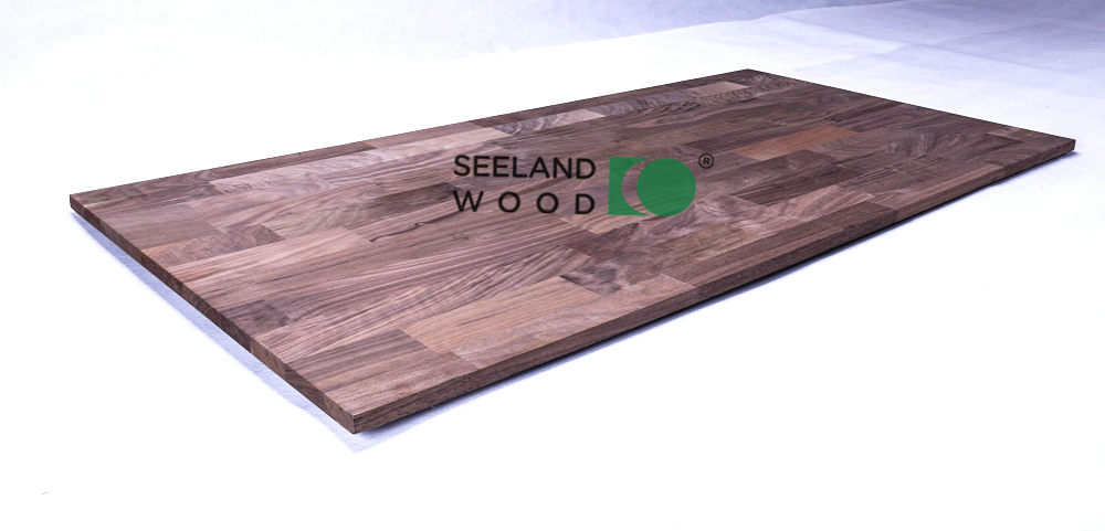 American Walnut Finger Joint Board(Horizontal joint)