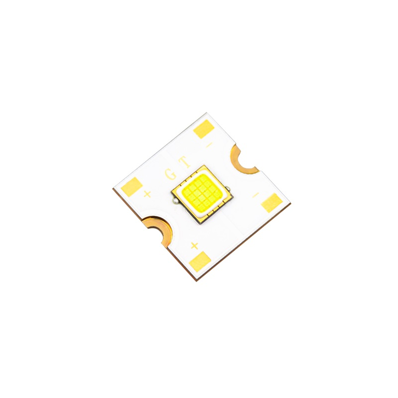 Getian FC60 New Product 12-14V 40w LED Chip with 2020mm Heatsink pcb board