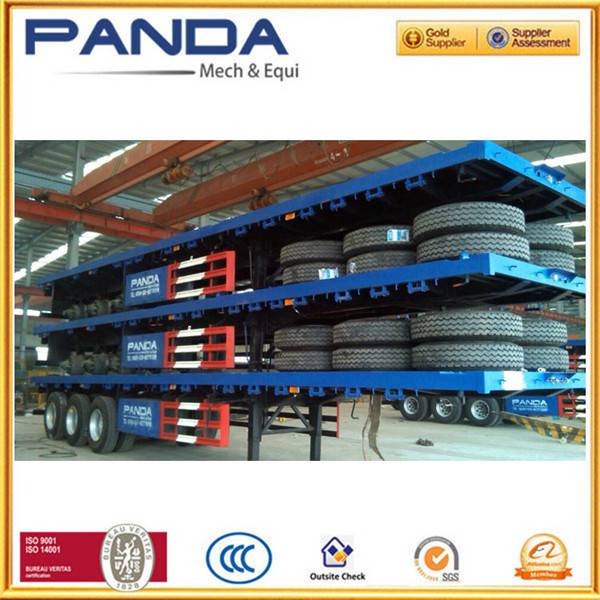 Panda 40ft 3 axle container trailer for sale