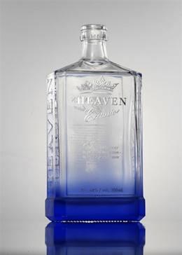 700ml Glass Bottles Liquor Bottles