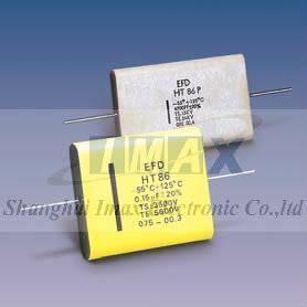 HT86 High Voltage Mica Capacitors