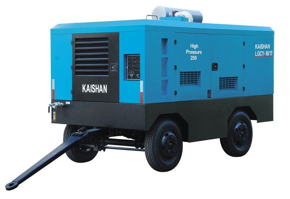 High Quality Machine Silent Industrial Air Compressors LGCY 18/17